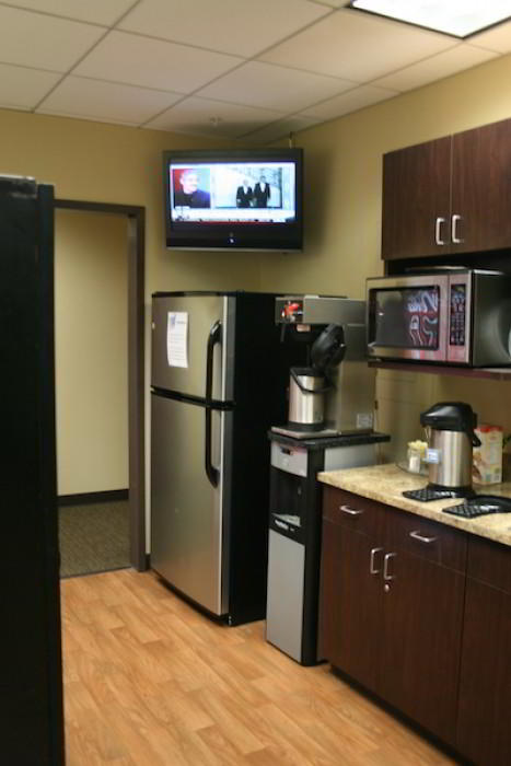 Louisville Virtual Office Space - Comfortable Commons Area