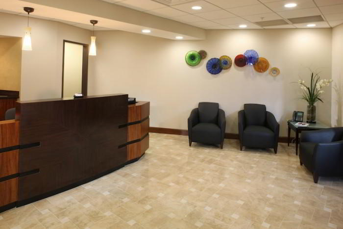 Stylish Entrance Lobby - Virtual Office in Louisville