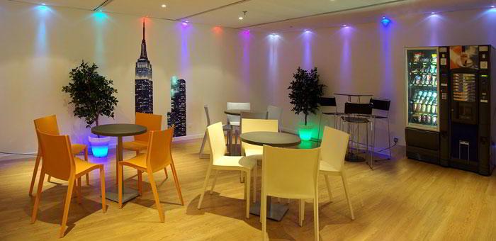 Lyon Virtual Office Address - Lounge Commons Area