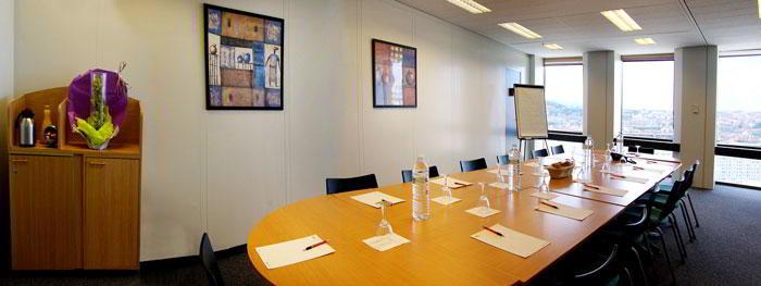 Stylish Lyon Meeting Room