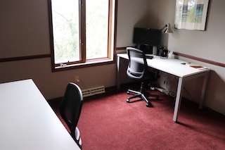 Madison Virtual Office Address - Lounge Commons Area