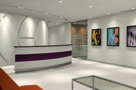Entrance Lobby - Makati City Virtual Office Space
