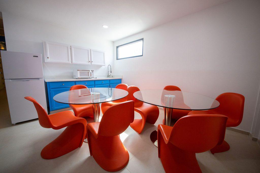 Break Area in McAllen Virtual Office Space