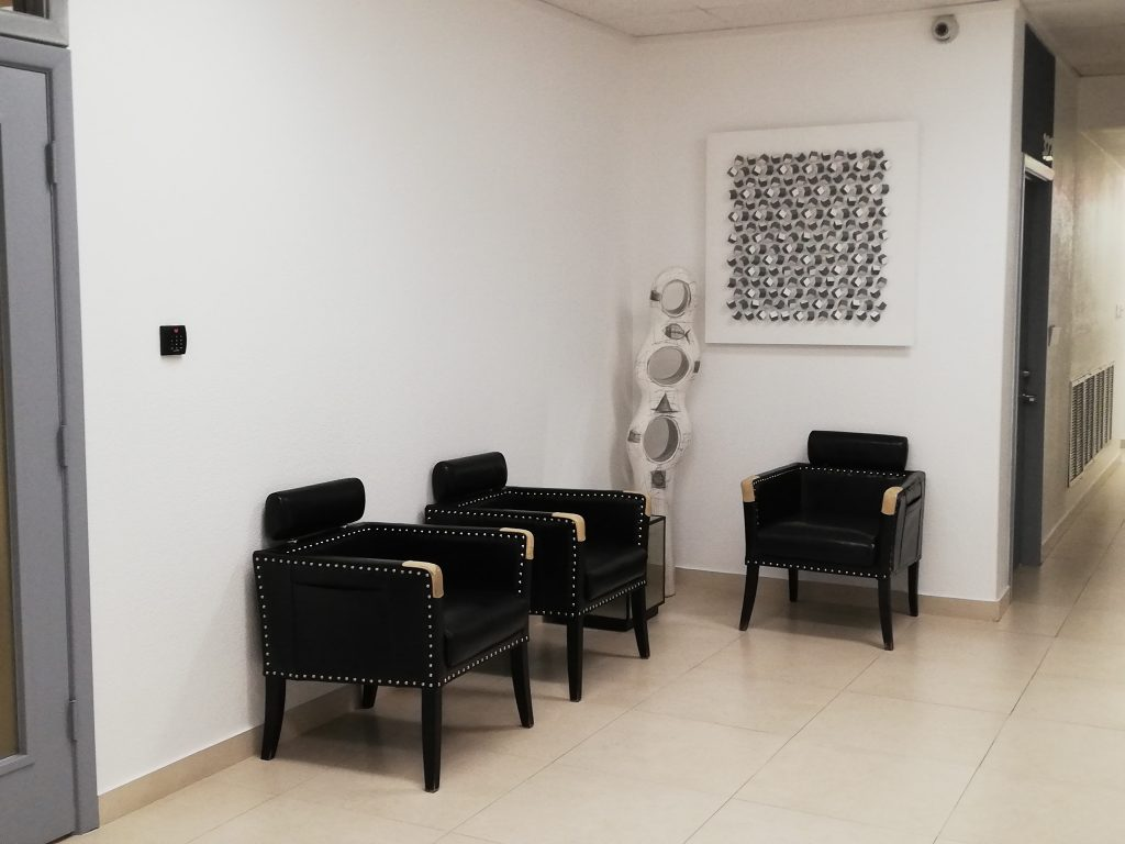 McAllen Virtual Office Address - Lounge Commons Area