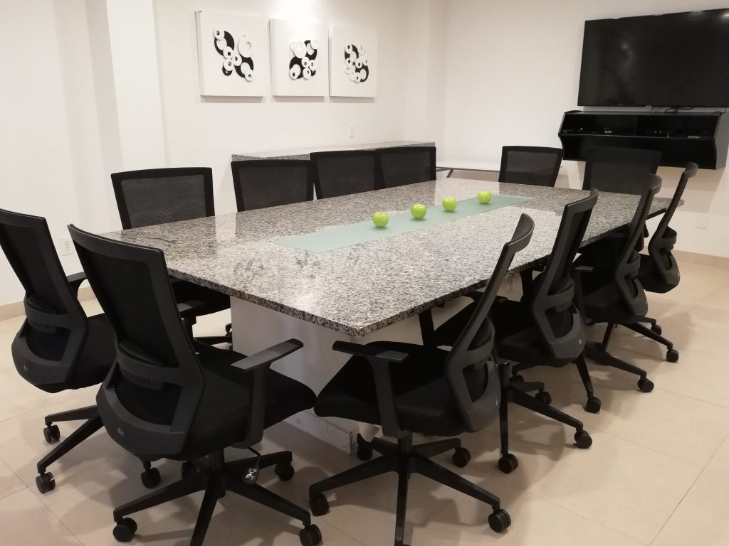 Stylish McAllen Meeting Room