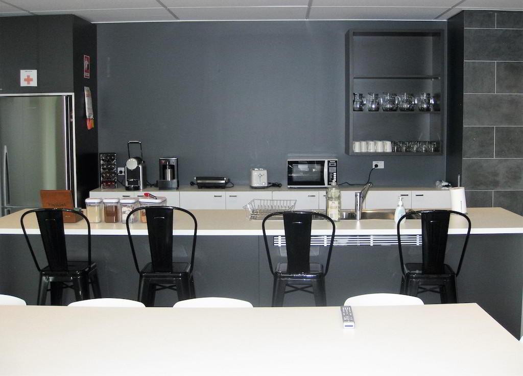 Break Area in Melbourne Virtual Office