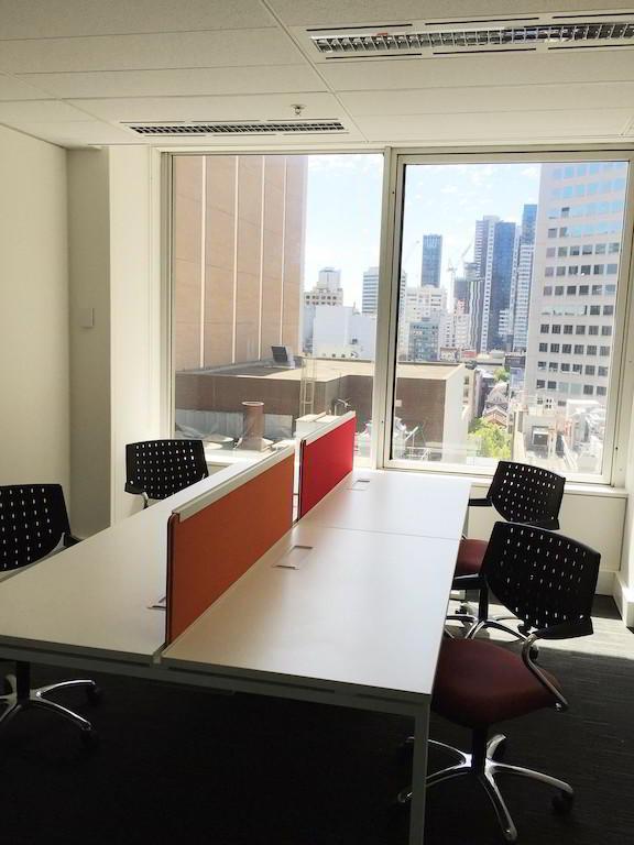 Melbourne Busines Address - Lounge Area