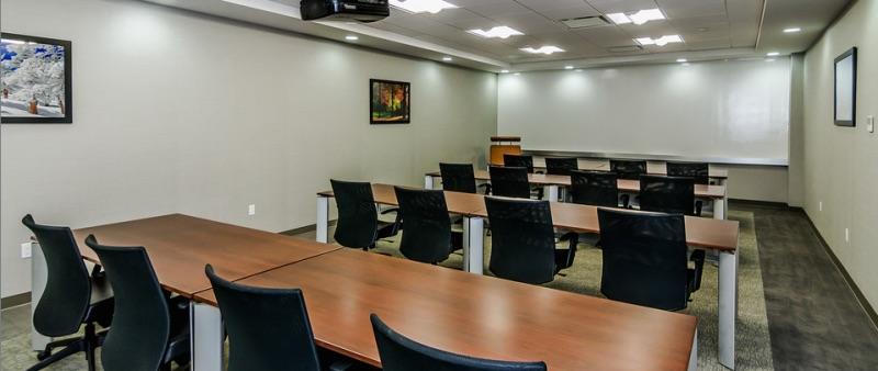 Stylish Melville Meeting Room