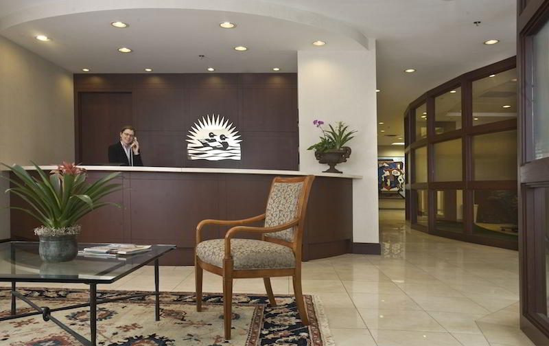 Receptionist Lobby - Virtual Offices in Memphis