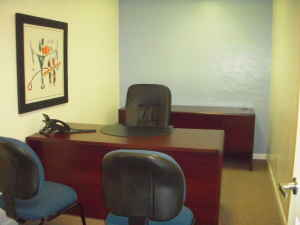 Mesa Temporary Private Office or Meeting Room