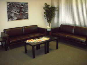 Receptionist Lobby - Virtual Offices in Mesa