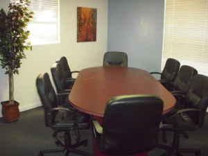 Stylish Mesa Meeting Room