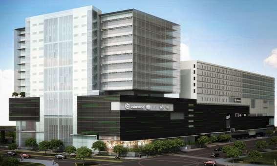 Mexico City Business Address - Building Location