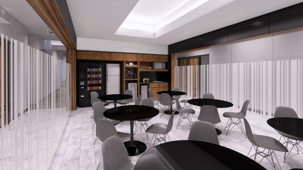 Mexico City Busines Address - Lounge Area