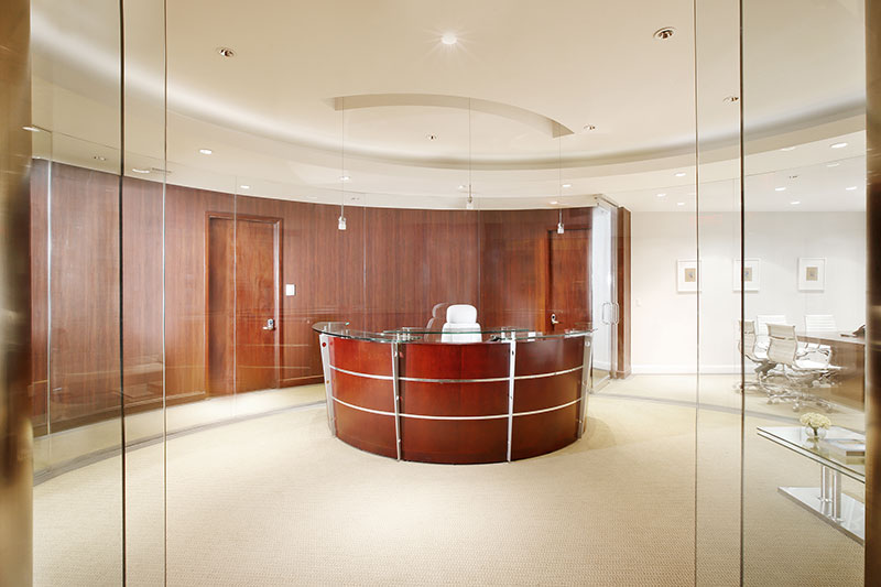 Receptionist and Mail Area - Miami Beach  Virtual Office