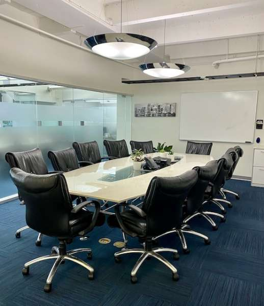 Stylish Miami Beach  Meeting Room