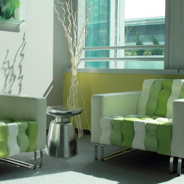Miami Busines Address - Lounge Area