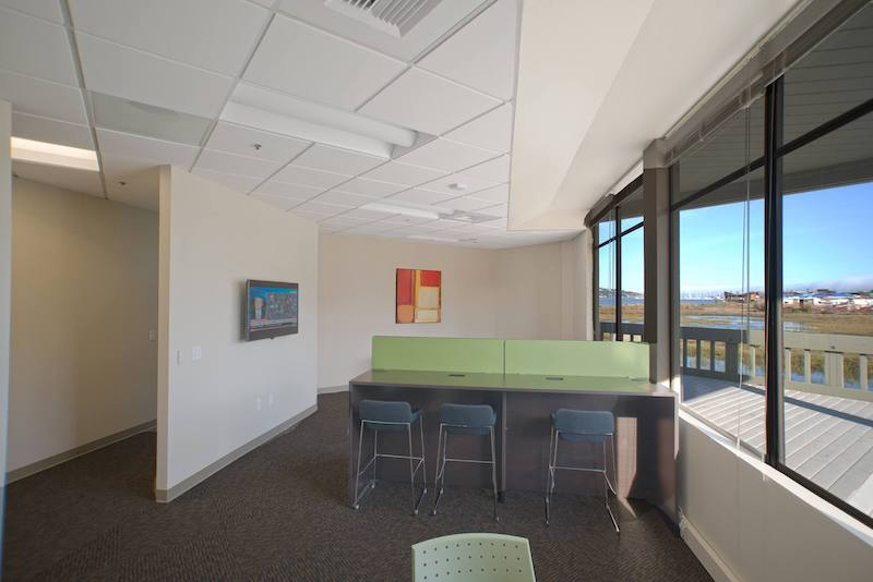 Mill Valley Busines Address - Lounge Area