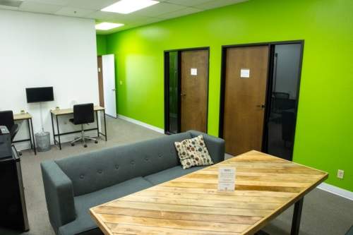 Milpitas Virtual Office Address - Lounge Commons Area