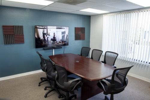 Stylish Milpitas Meeting Room
