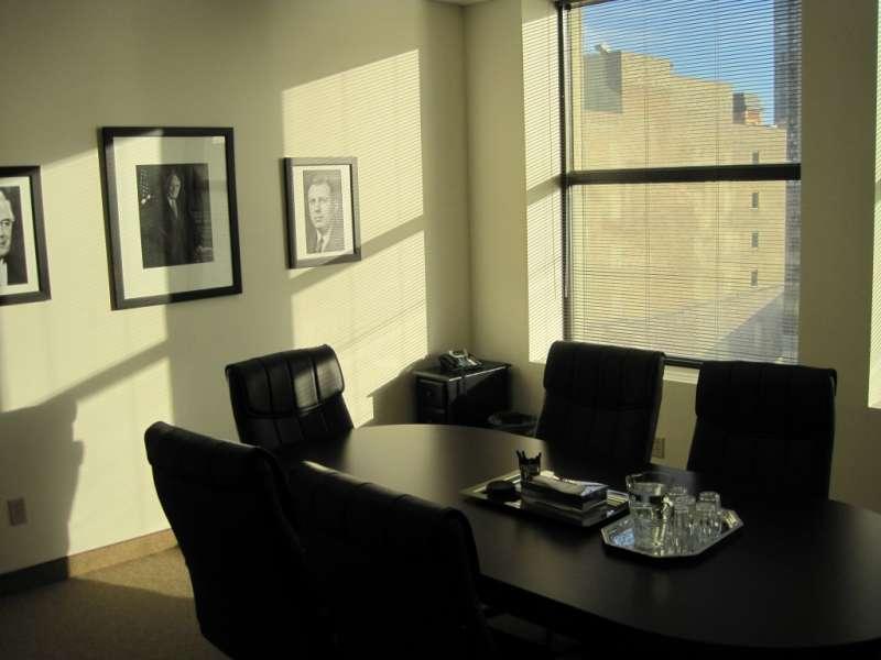 Stylish Minneapolis Meeting Room