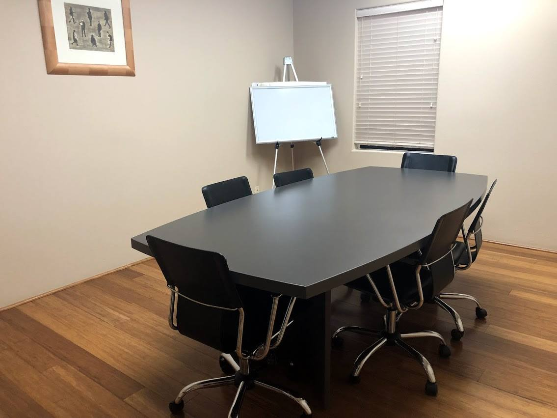 Turnkey Mission Conference Room