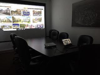 Stylish Montclair Meeting Room