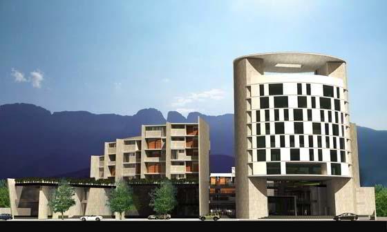 Monterrey (San Pedro) Virtual Office Space, Exterior Photo
