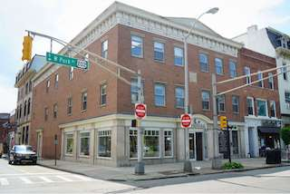Morristown Business Address - Building Location