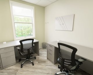 Morristown Virtual Office Address - Lounge Commons Area