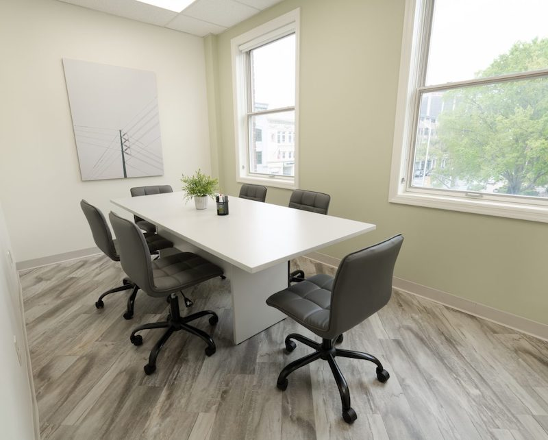 Stylish Morristown Meeting Room