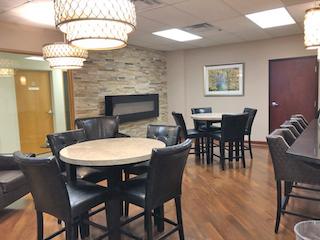 Break Room - Kitchen Area - Mt. Laurel Virtual Office