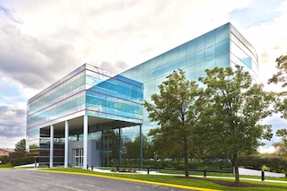 Mt. Laurel Business Address - Building Location