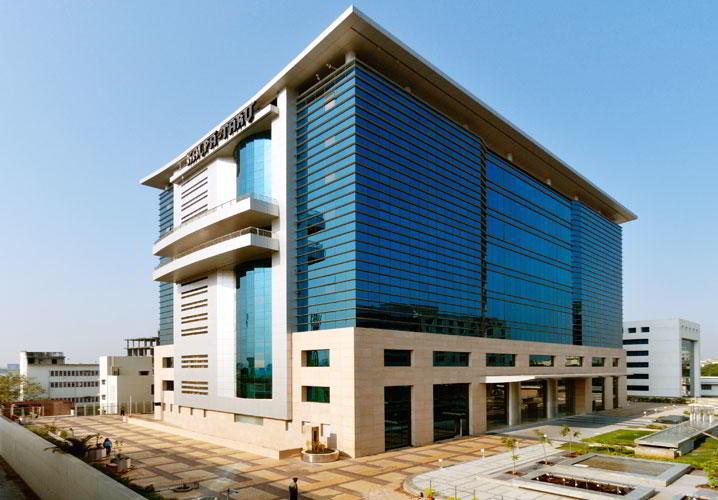 Exterior Facade - Mumbai Virtual Office Space