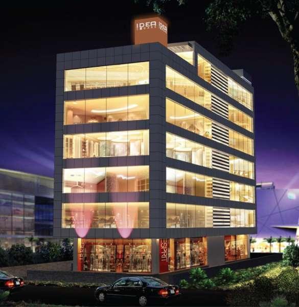 Mumbai Business Address - Building Location