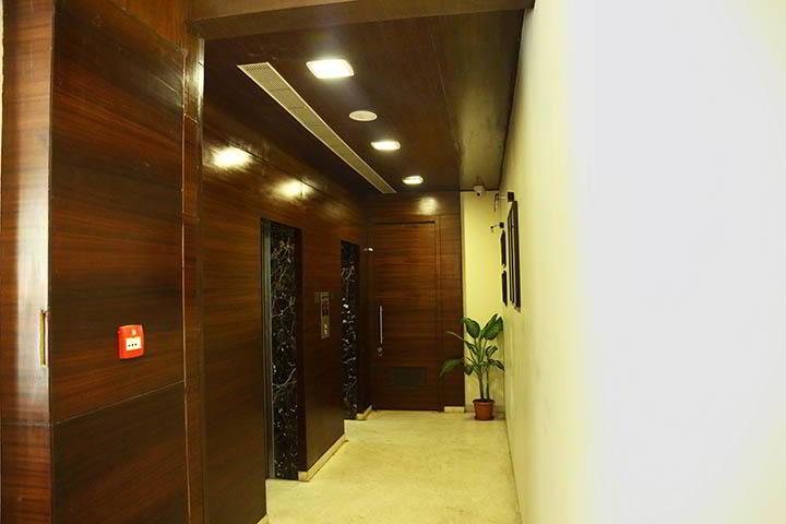 Receptionist and Mail Area - Mumbai Virtual Office
