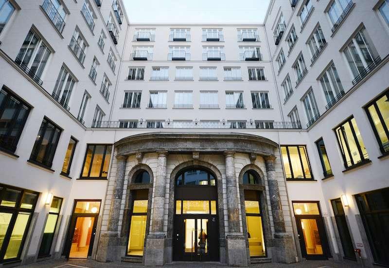 Munich Virtual Business Address, Office Location