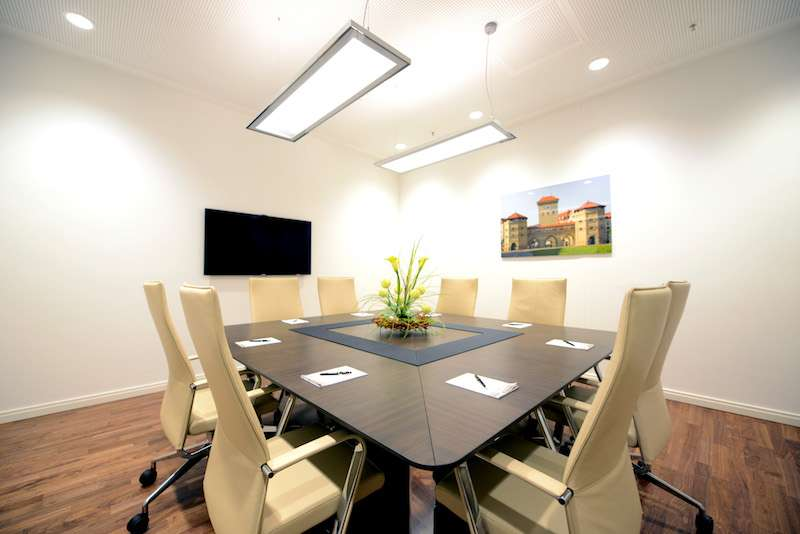 Turnkey Munich Conference Room