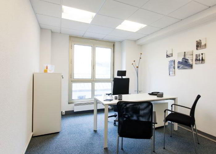 Virtual Offices Nantes - Temp Offices or Meeting Room