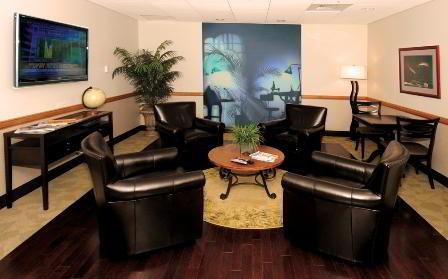 Break Room - Kitchen Area - Naples Executive Suite