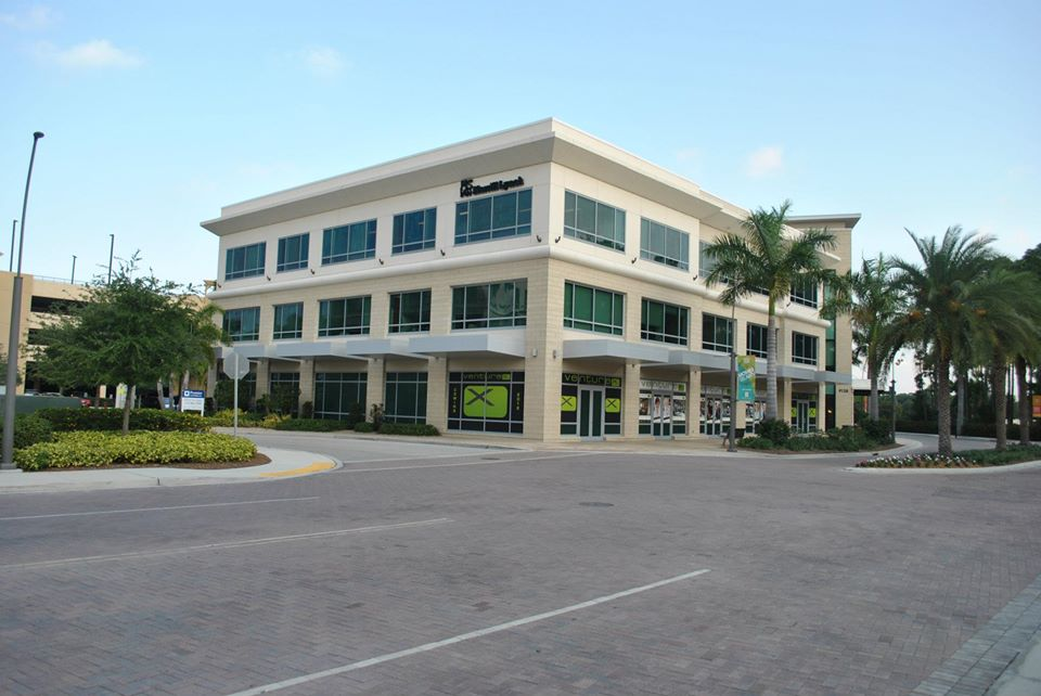 Naples Business Address - Building Location