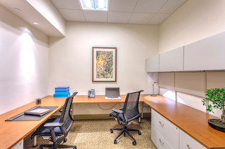 Naples Virtual Office Space - Comfortable Commons Area