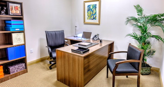 Naples Temporary Private Office or Meeting Room