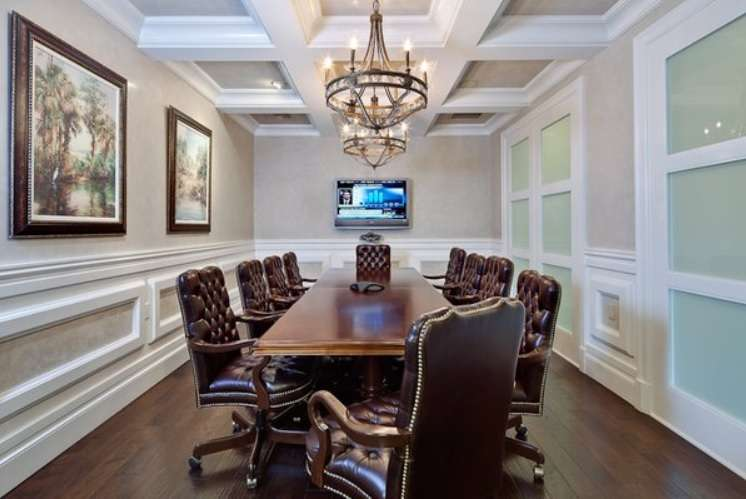 Turnkey Naples Conference Room