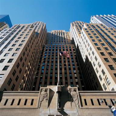 Exterior Facade - New York Virtual Office Space