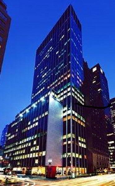 New York Virtual Office - Building Facade