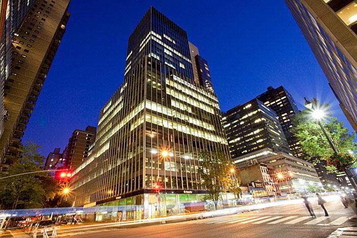 New York Business Address - Building Location