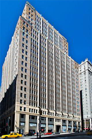 New York Business Address - Building Location