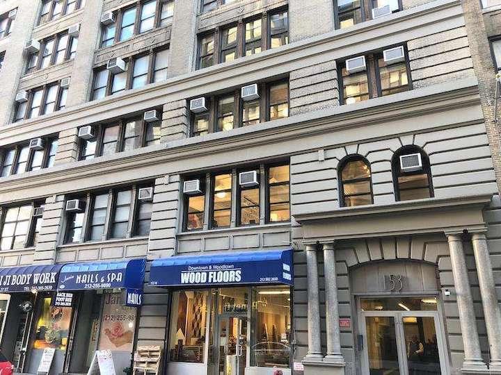 New York Virtual Office Address Location