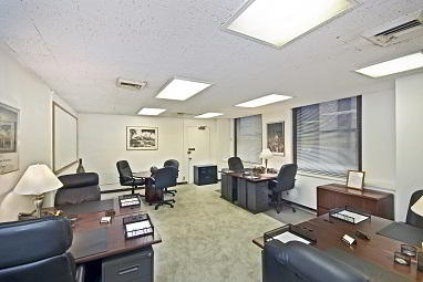 New York Virtual Office Address - Lounge Commons Area